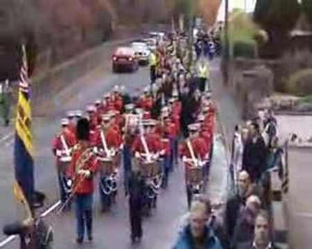 blackskull corp of fife and drum Video