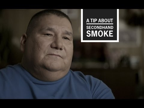 CDC: Tips from Former Smokers - Nathan's Ad: Secondhand Smoke and Asthma