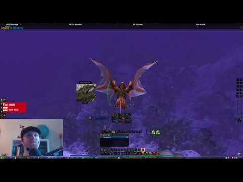 Lore of Nerds - World of warcraft leveling a shaman US (day8)