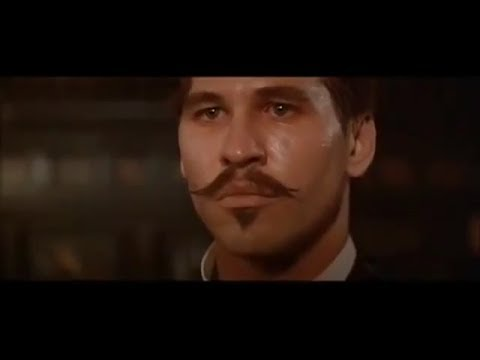Tombstone Doc Holiday and Johnny Ringo scene - Latin translation (what they meant)