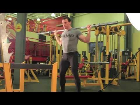 Squats for Big Legs !!! How to get Big Legs Safely with Top Trainer Victor Costa from Vicsnatural Image 1