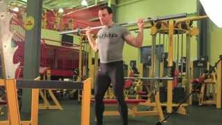 How to Squat with Proper Form How to Get Big Legs Safely with Victor Costa Vicsnatural