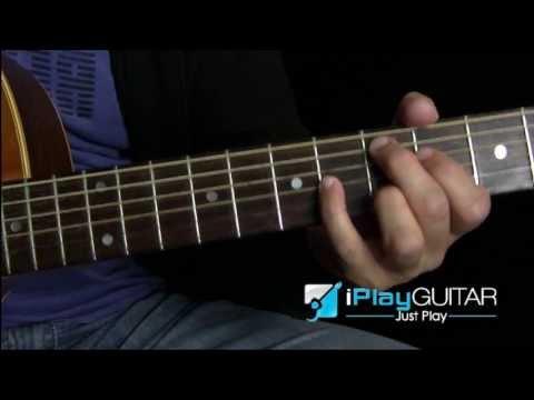 How To Play Dmaj9 (D major ninth) on the guitar.