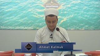 Ahmet Kalmuk - Kur'an-ı Kerim tilaveti ( Amenerrasulü )