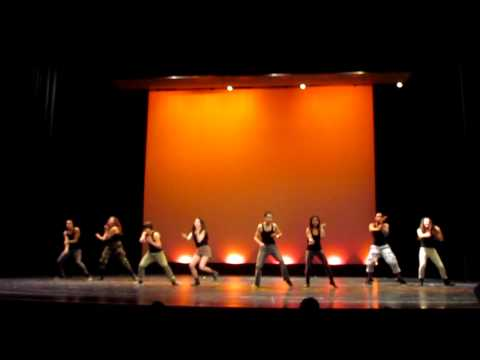 Hypnotik Northside College Prep Dance Showcase 2013