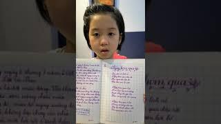 Thầy Lĩnh Huế cô Hải Thanh luyện viết chữ đẹp Hà Nội