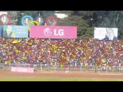 Ethiopia - Premier League: Ethiopian Coffee FC Vs St. George FC At Addis Ababa Stadium
