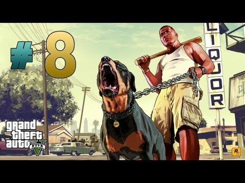 Grand Theft Auto 5 Gameplay Walkthrough Part 8 - Daddy's Little Girl (her Porn Star Dreams) (gta V) video