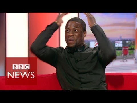 Kevin Hart takes over BBC Breakfast - BBC News