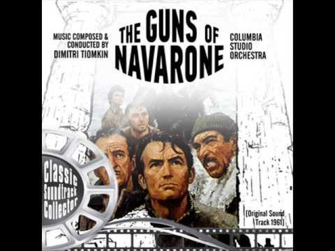 The Legend Of Navarone / Main Title - The Guns Of Navarone (Ost) [1961]