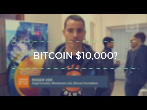 Bitcoin will hit $10,000 and even 1 million. It's all about time