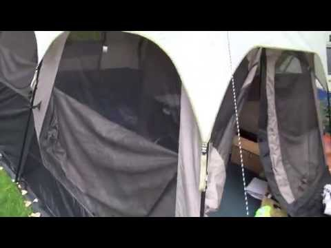 Coleman instant tent rainfly