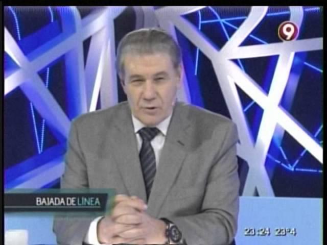 Bajada de línea n°228 - 18/01/2015