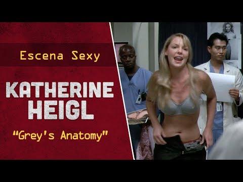"Katherine Heigl en ""Grey's Anatomy"" - Escena Sexy"