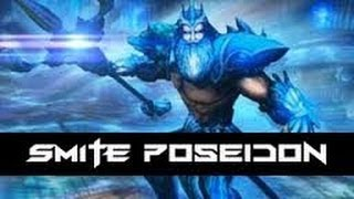 SMITE Poseidon Gameplay Domination