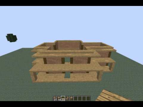 Minecraft construindo casa de campo fotos youtube - Imagenes casas de campo ...