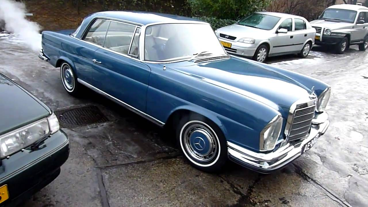 Mercedes 280 Se 3 5 Coup 233 W111 Youtube