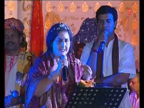Radhe Radhe Japo By Anuradha Paudwal I Shyam Mohe Pyara Lage (live At Ghaziabad) video