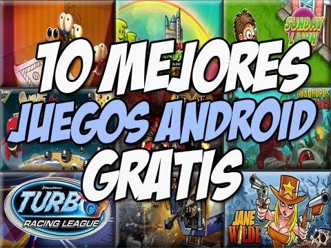 Juegos Para Android Nombres 10 Mejores Juegos Para Android