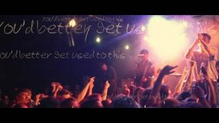 BOSTON MANOR - Burn You Up (Lyric video)
