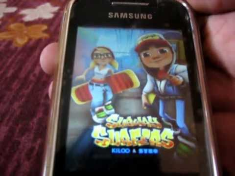 How to play Subway Surfers on galaxy Y or any QVGA device
