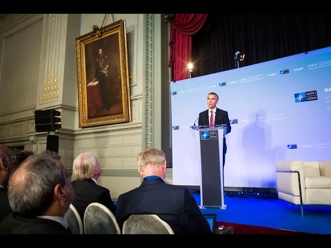 NATO Secretary General speech: 'A unique Alliance with a clear course'