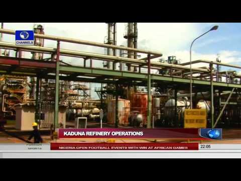 News@10: Naval Patrol Uncovers Illegal Refineries In N/Delta 06/09/15 Pt 1
