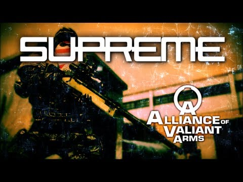 =SUPREME= M40A5 Montage By SnowShovel [Alliance of Valiant Arms]