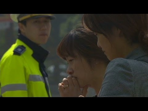 Parents try to heal after South Korea ferry disaster