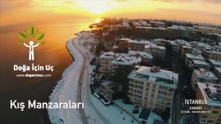 Doğa İçin Uç 6 - Kış Manzaraları - Droneturk