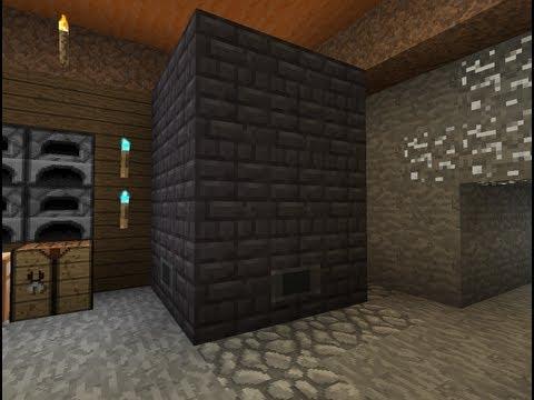Как сделать закаленное железо в minecraft в доменной печи