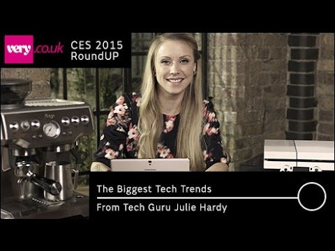Biggest Tech Trends: CES 2015