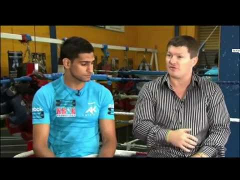 Amir Khan and Ricky Hatton on Pacquiao, Mayweather