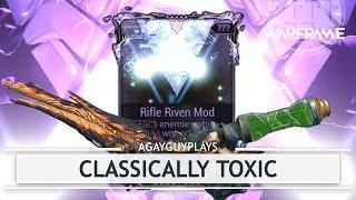 Warframe: Classically Toxic Rivens - Torid & Acrid