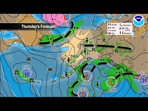 June 24, 2015 Alaska Weather Daily Briefing