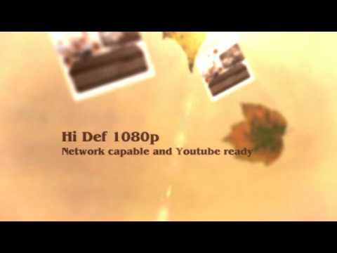 Youtube Ready 1080P Full HD Media Player for Projectors