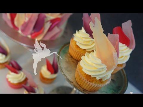 Brushstroke Torten Trend - Schokoladen Pinselstrich Deko - Russische Deko Idee - Kuchenfee