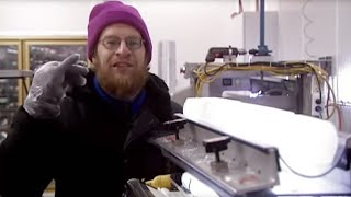 Drilling for ice - Horizon - BBC