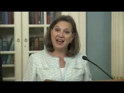 Assistant Secretary Nuland Delivers Remarks at Art Restitution Ceremony