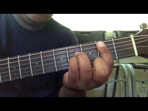 Guitar tutorial-YHWH-We Will Worship