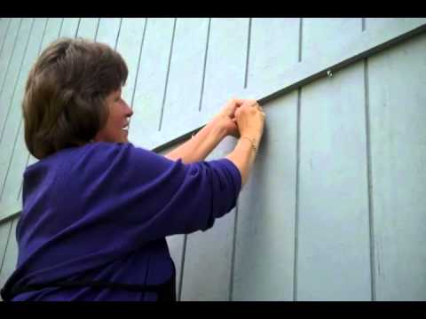 Installing A Clematis Vine On A Wall Using Invisiclimb