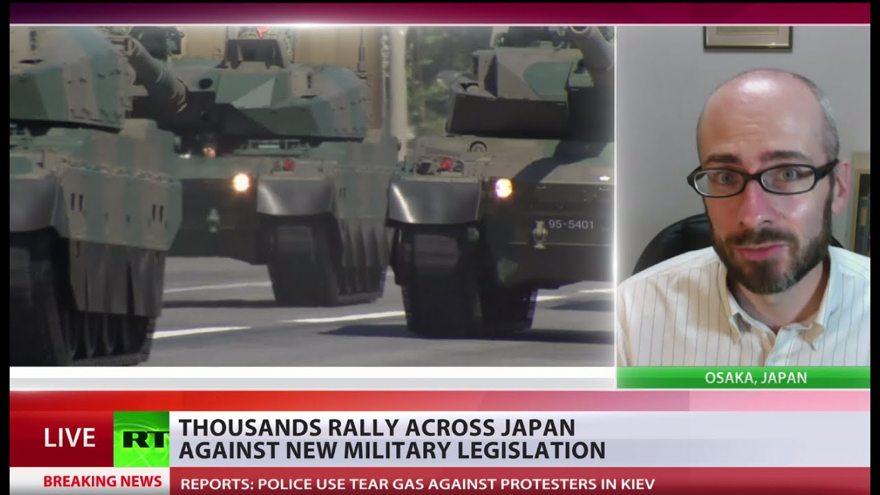 'Japan as world's 5th largest military makes geopolitics shift'