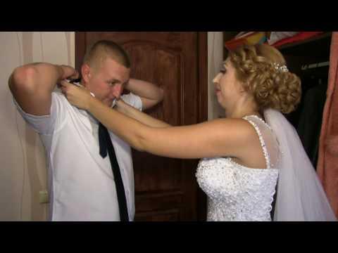 Свадебное утро Аня и Андрей