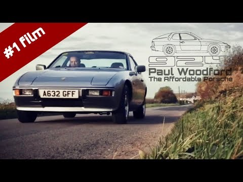 Porsche 924 classic car review