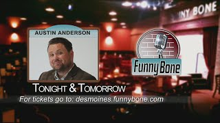 Funny Bone with Austin Anderson