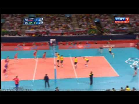 своими глазами: волейбол ои 2012 финал бразилия россия задались идеей