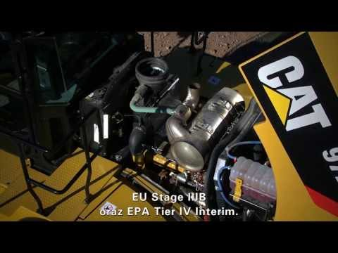 Cat K Series Engines Feature High Power Density (POLISH)