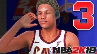 LA MIA PRIMA PARTITA IN NBA! NUOVI CAPELLI - NBA 2K18 VITA REALE - NBA 2K18 #3