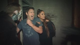 Andy and Ariana Grande