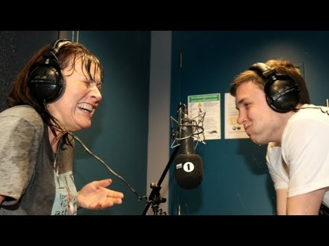 Lorraine Kelly Plays Innuendo Bingo
